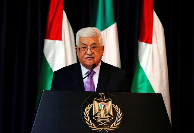 Il presidente dell'Autorità palestinese Abu Mazen (Foto: Reuters)