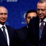 Putin ed Erdogan si spartiscono la Libia, Italia al palo