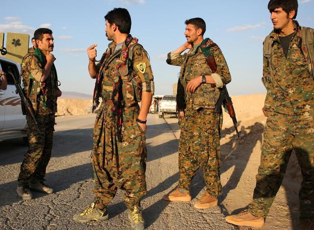 Combattenti Ybs (Foto: Reuters)