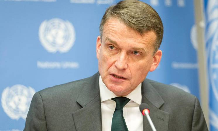 Il commissario generale dell'agenzia dell'Onu Christian Saunders. (Foto: Unrwa)