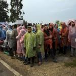 IL PONTE BALCANICO. I migranti bloccati al confine serbo-croato