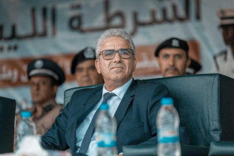 Ministro degli Interni del Gna, Fathi Bashagha (Foto: Social media)