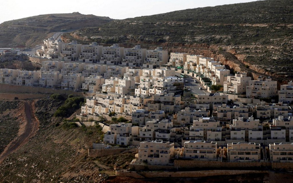 Colonia israeliana (Foto: Reuters)
