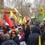 CURDI. Roma per il Rojava: «L'Europa difenda i diritti su cui dice di fondarsi»
