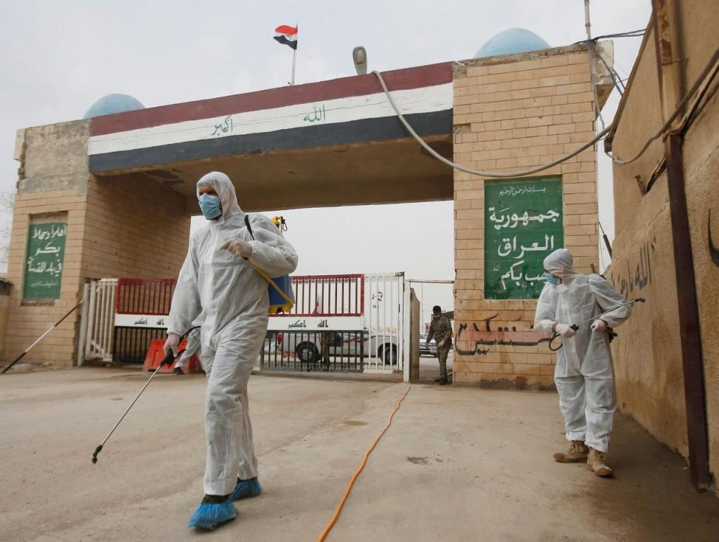 Iraq al tempo del Coronavirus (Foto: Reuters)