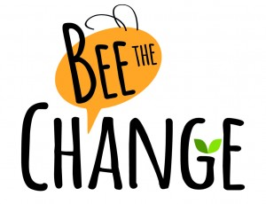 Logo Bee the change_col-01