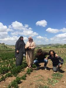 Il campo di Yabad, a Jenin
