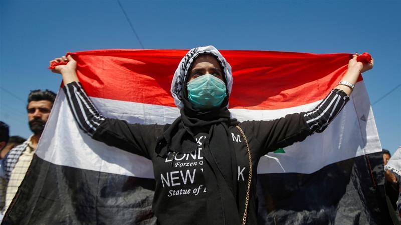 Iraq al tempo del Coronavirus (Foto: al-Jazeera)