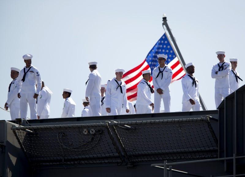 Marina statunitense (Foto: Reuters)