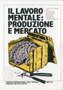 Il lavoro mentale, 1978 © Massimo Dolcini