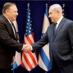 Pompeo in Israele, alta tensione in Cisgiordania