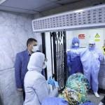 EGITTO. La protesta dei medici senza protezioni contro il Covid