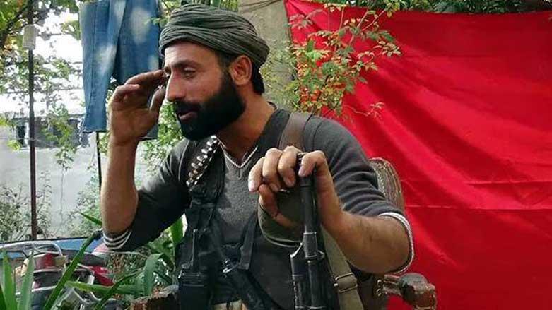 Abu Leyla nel 2015 (Foto: Mustafa Ebdi/Archive)