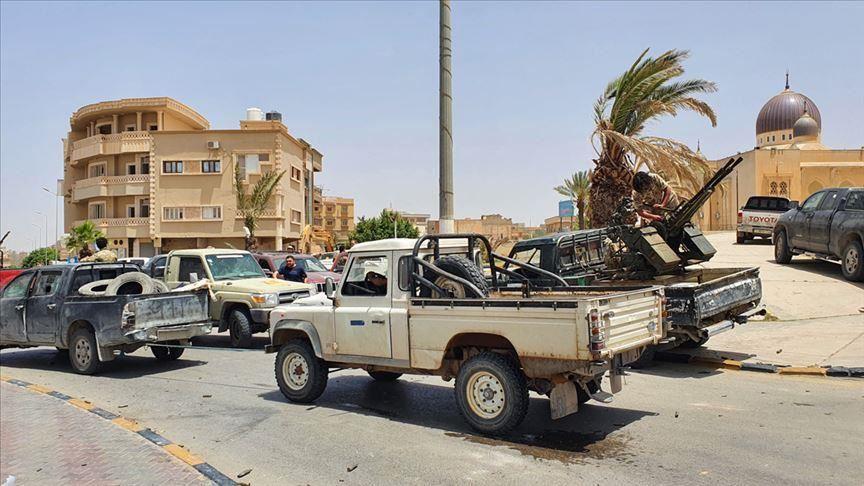 Libia. Foto tratta dall'agenzia Anadolu