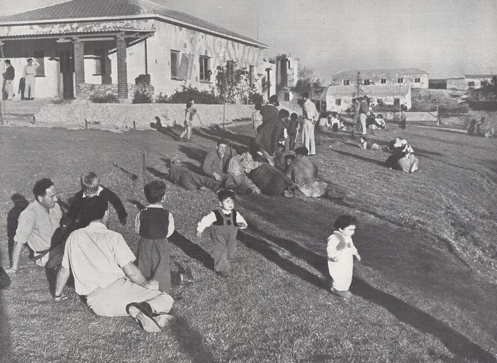 Il kibbutz Ruhama