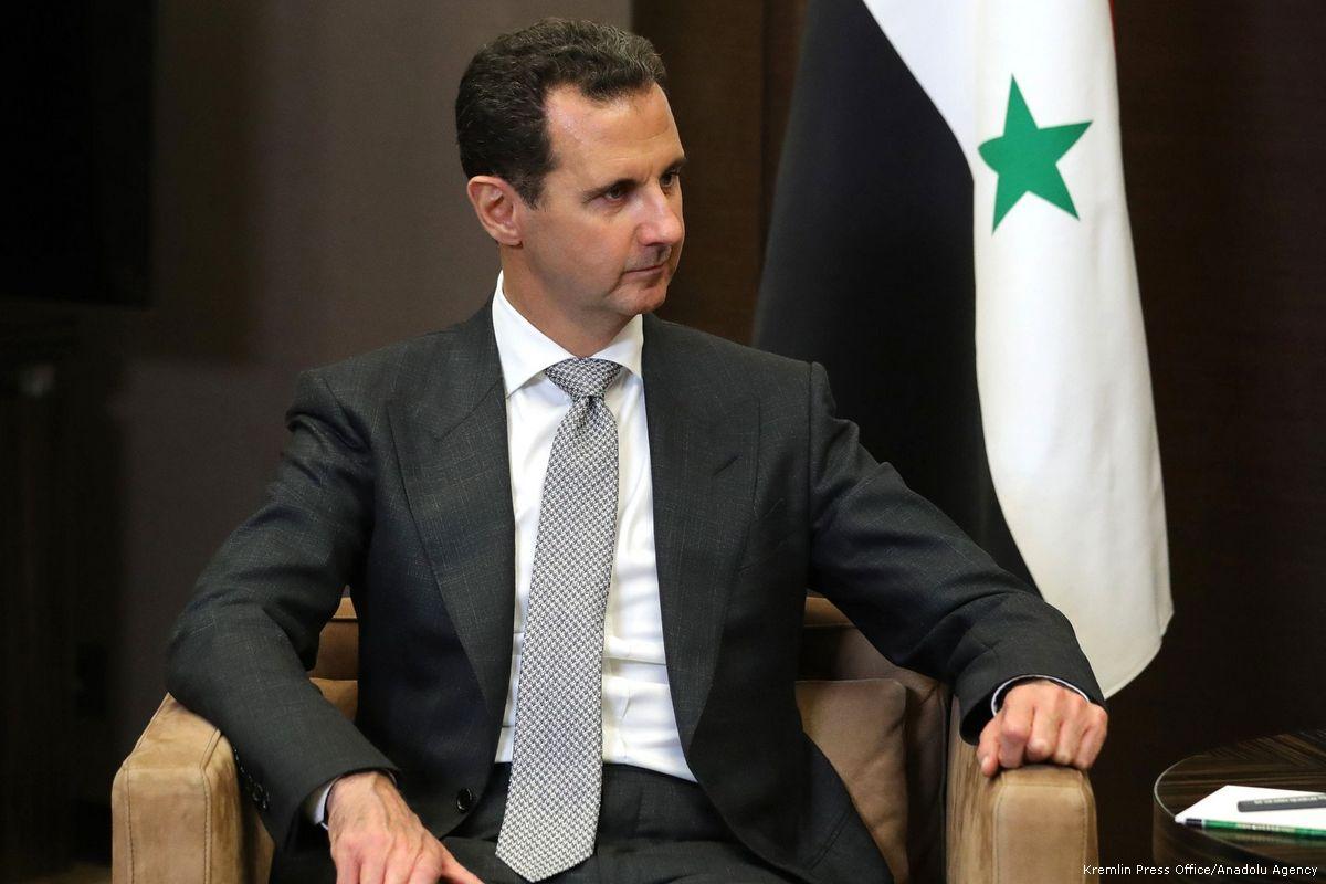 Il presidente siriano Asad  (Foto tratta dall'Ufficio stampa del Cremlino e Agenzia Anadolu)