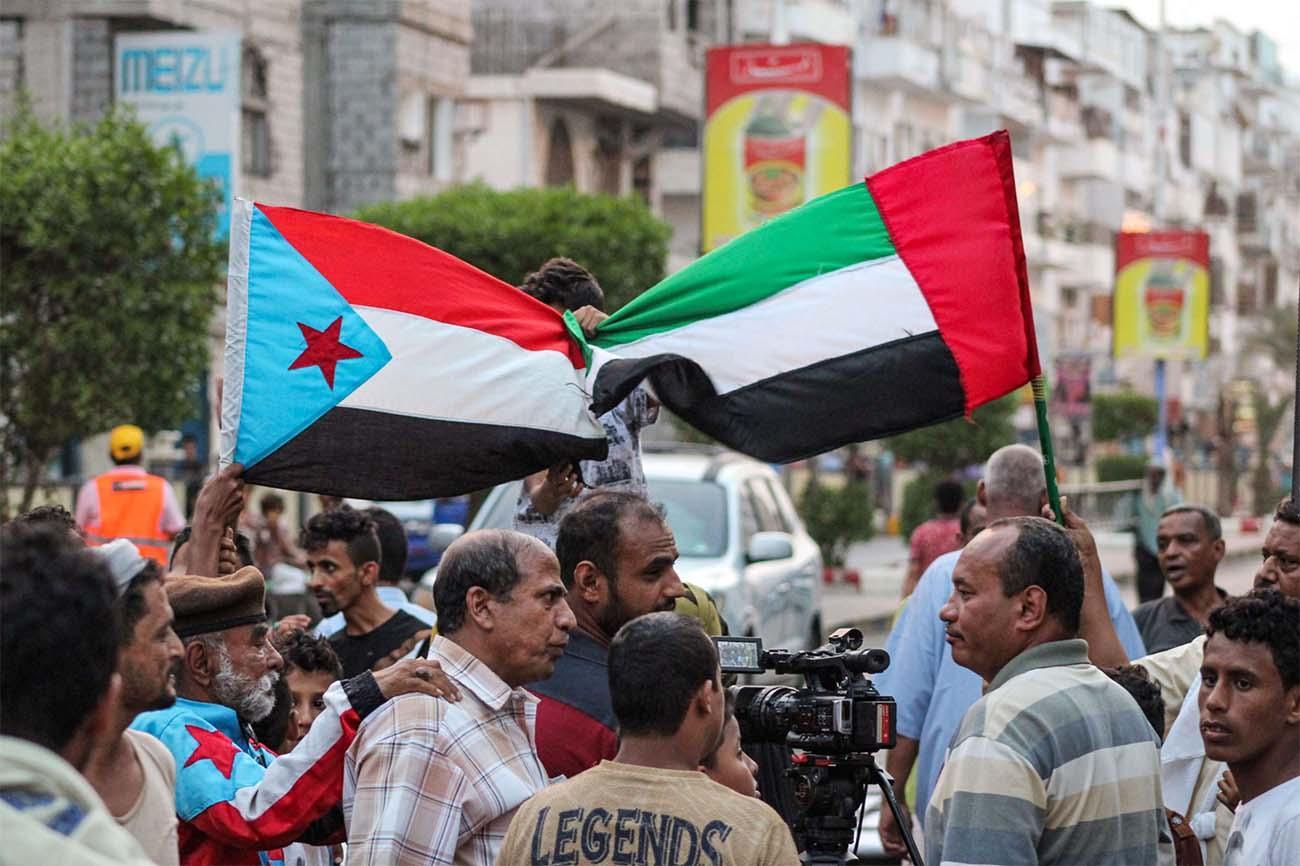 Separatisti del Sud Yemen