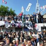 TURCHIA. Hdp in marcia, il governo vieta le manifestazioni