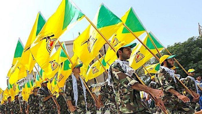 Miliziani delle Kataib Hezbollah
