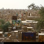 """IRAQ. Covid-19, disputa nella """"Valle della Pace"""" di Najaf"""