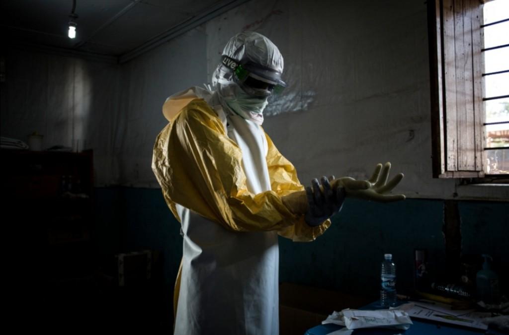 Contro Ebola in Congo (Foto: Msf)