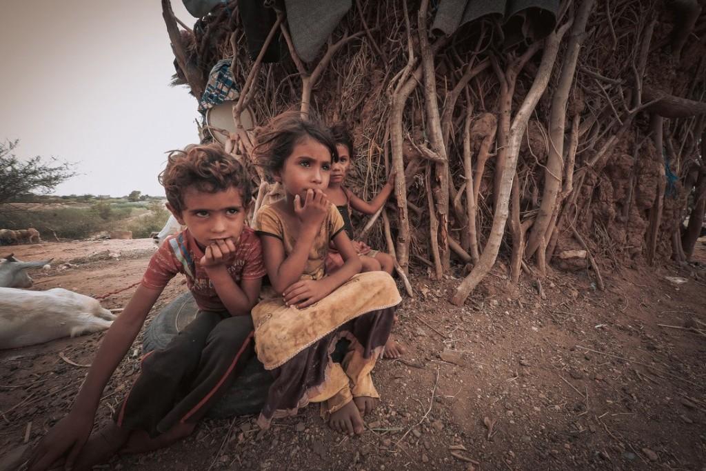 Yemen (Foto tratta dal sito di Oxfam)
