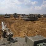 GAZA. Raid israeliani contro palloncini incendiari