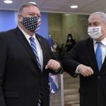 Pompeo rassicura Bibi: Israele manterrà la sua superiorità militare