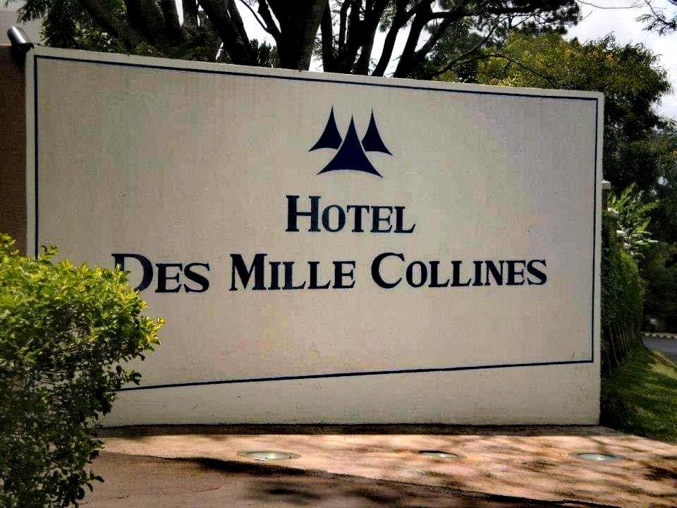 L'Hotel des mille collines di Kigali (foto Federica Iezzi)