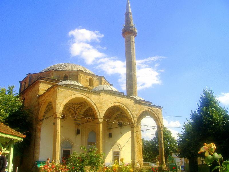 La moschea imperiale di Pristina