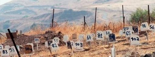 """""""Il cimitero dei numeri"""". Foto tratta dal portale al-Risala"""