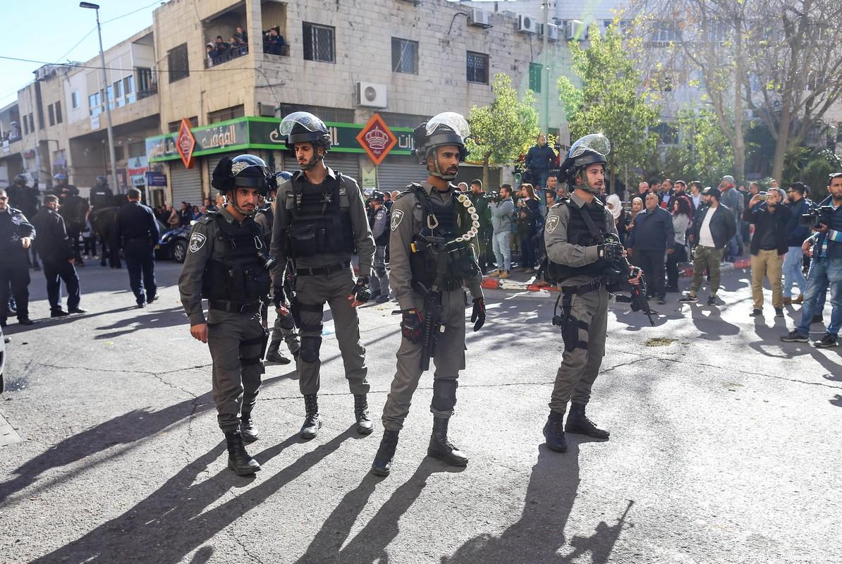 Militari israeliani nella Cisgiordania occupata. (Foto tratta dal portale al-Monitor)