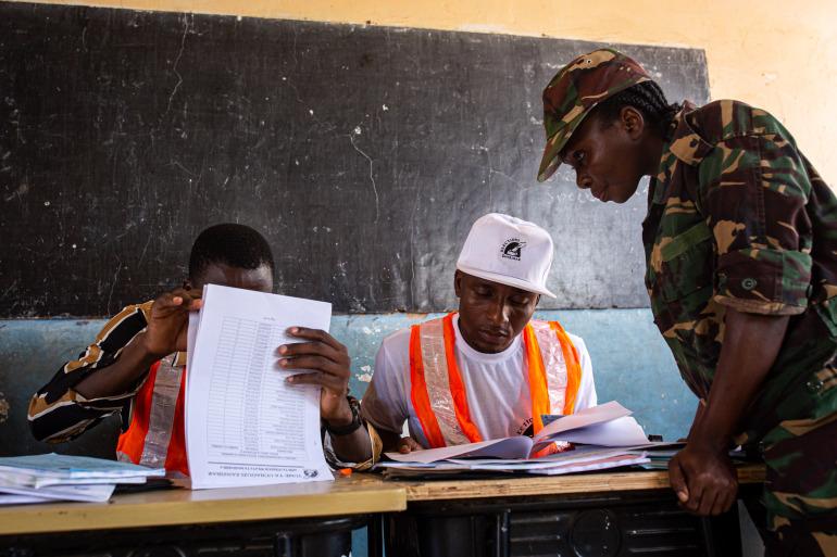 Tanzania al voto (Foto al-Jazeera)