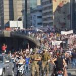 LIBANO. Un anno di protesta, migliaia in piazza