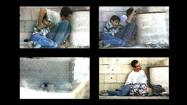 La morte del giovane Al-Durrah a Gaza ripresa da France2