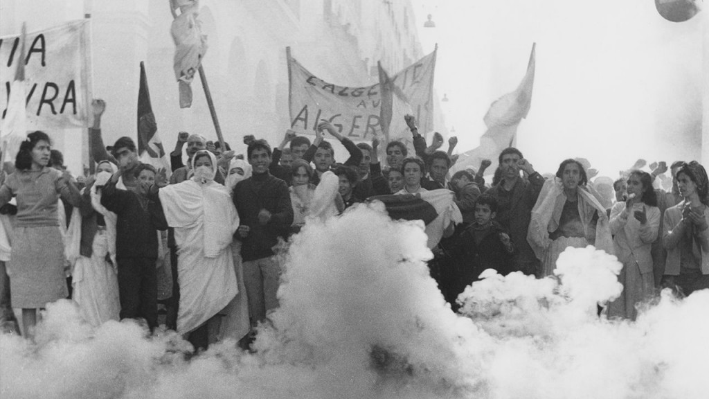 La battaglia di Algeri (Gillo Pontecorvo, 1965)