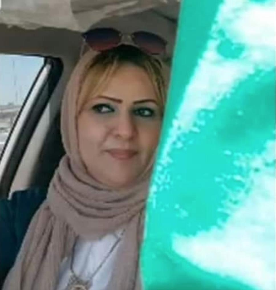 L'attivista libica al-Barassi uccisa ieri (Foto tratta dai social)