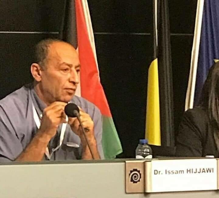 Il medico palestinese Issam Hijjawi