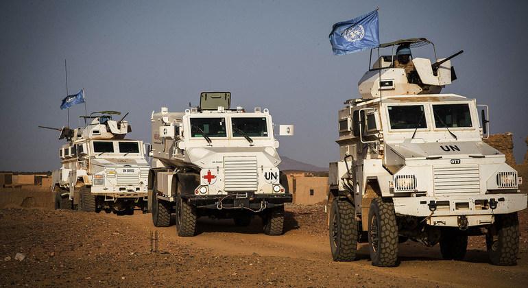 Truppe Onu a Kidal, nel nord del Mali (Foto: MINUSMA/Harandane Dicko)