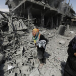 Israele all'Aia. Diana Buttu: «La giustizia farà il suo corso»