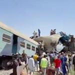 Crisi Egitto: Suez ancora bloccato e collisione tra due treni