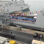 EGITTO. La seconda fregata italiana consegnata ad al-Sisi