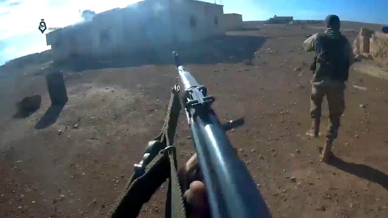 Un'operazione di Hayat Tahrir al-Sham ad Hama (Fonte: WikiCommons)