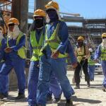GOLFO. L'attacco ai diritti dei lavoratori stranieri