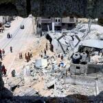 """GAZA. Cento bombardamenti in una notte, Netanyahu: """"Non abbiamo finito"""""""