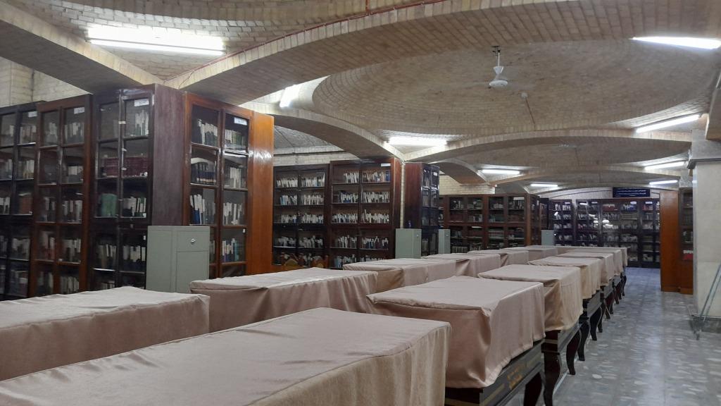La biblioteca al-Qadiriyya (Foto: Chiara Cruciati)