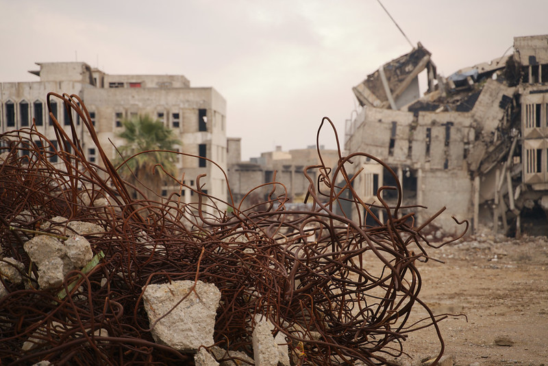 Mosul, 2020 (Foto: Enno Lenze/Creative Commons)