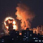 GAZA/ISRAELE. Nuova notte di tensione: raid israeliani dopo due razzi palestinesi