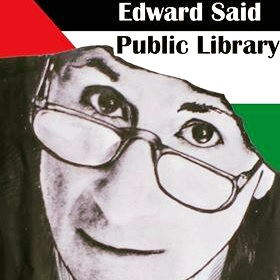 library Gaza Edward Said